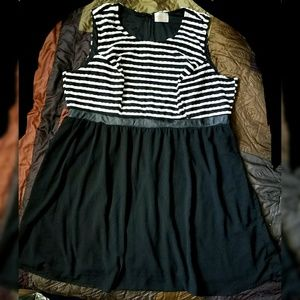 Moon Plus Sz 3X Skater Dress (Possible🎃 Costume)